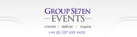 Group Se7en Events
